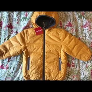 Hanna Andersson 3T 90 New NWT Down Puffer Coat